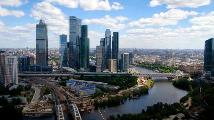 Новая схема движения в Москва-сити заработает 22 октября