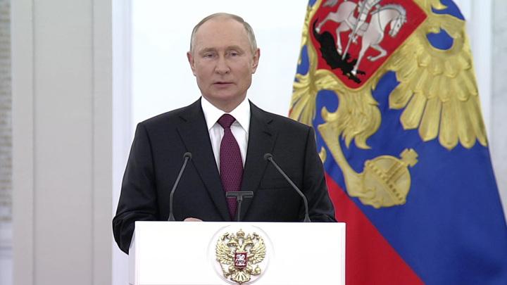 Путин удивлен, что нас еще не обвинили в ситуации с BLM