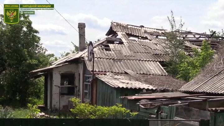 Украинские диверсанты использовали натовское оружие
