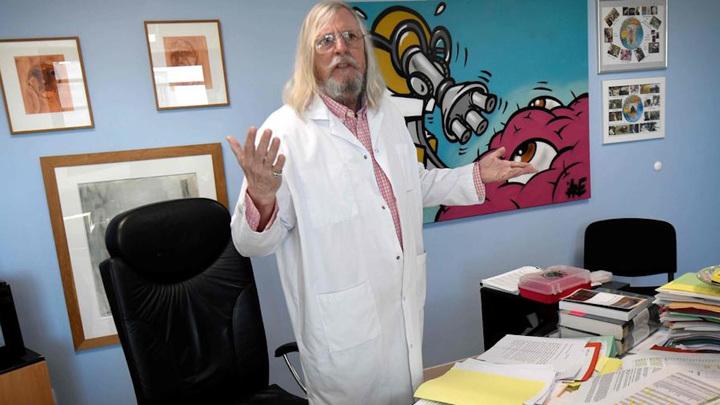 В офисе французского исследователя коронавируса прошли обыски