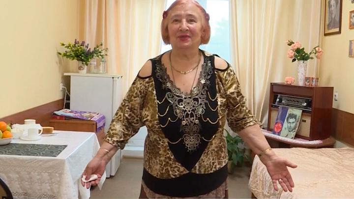 """""""Прямой эфир"""" показал, как живет экс-жена Николая Сличенко в доме престарелых"""