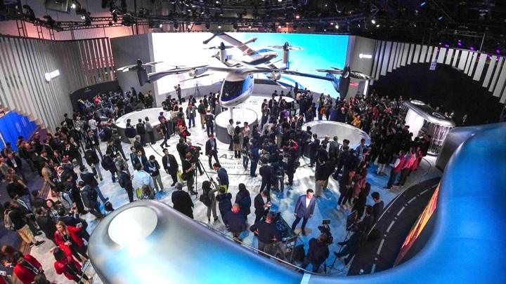 Аэромобили Hyundai появятся в аэропортах США в 2025 году