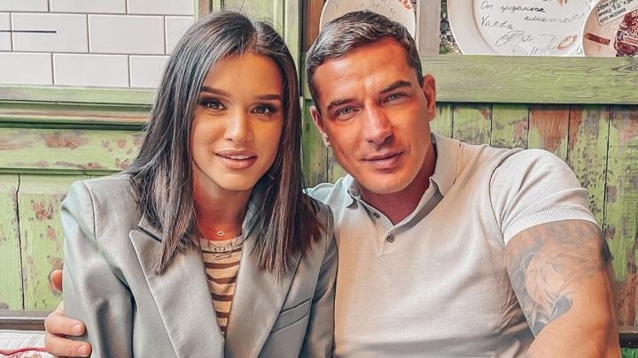 Ксения Бородина и Курбан Омаров. Фото: instagram.com/zimamoscow