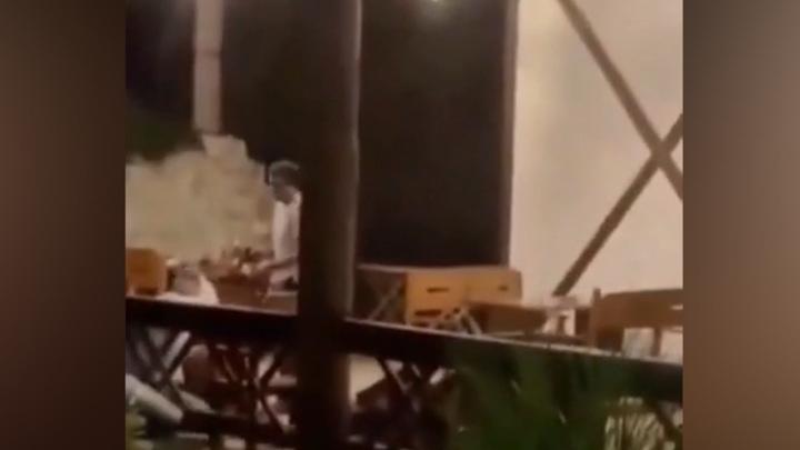 После обстрела россиян в Пицунде возбуждено уголовное дело