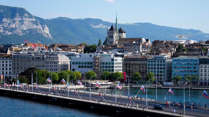 День встречи лидеров РФ и США в Женеве будет жарким