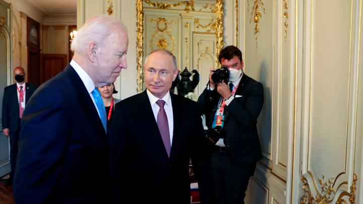 Белый дом: переговоры в Женеве в расширенном составе завершились