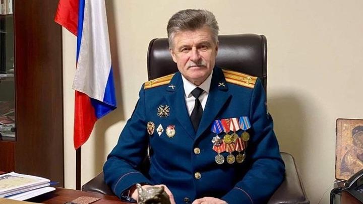 полковник запаса Мусиенко Николай Иванович