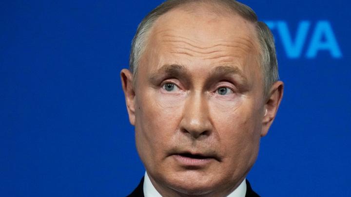 """Путин: Саммит Россия – США прошел с """"зарницами доверия"""""""