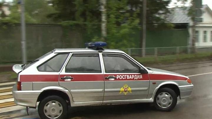 В орловской больнице задержали дебошира