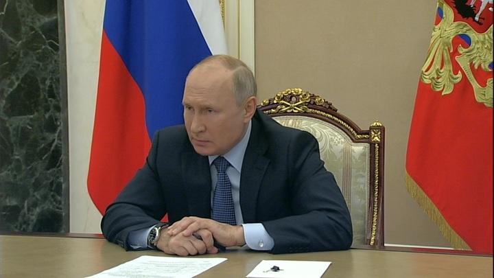 Путин: образ Байдена, который рисует пресса, не имеет ничего общего с действительностью