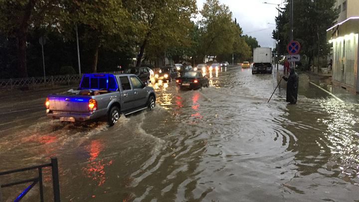 Синоптики пророчат Новороссийску, Керчи, Феодосии и Анапе потопы