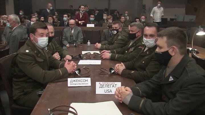 """""""Нюрнберг"""": Миронов и Безруков в шпионском блокбастере о суде над нацизмом"""