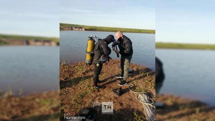 В Татарстане водолазы нашли тело утонувшего в реке подростка