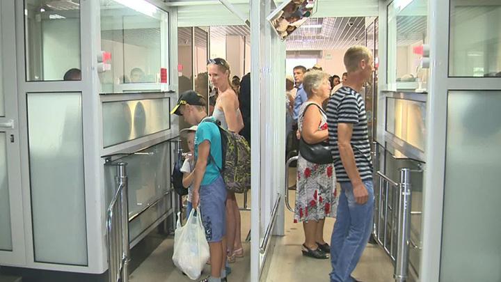 Мужчина пытался пересечь российско-абхазскую границу по поддельному паспорту