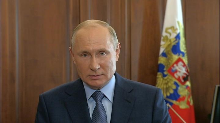 Путин констатировал обострение ситуации с COVID-19 в некоторых регионах