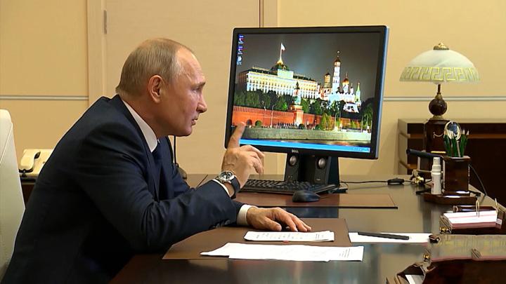 Самоизоляция президента и локдаун в России: заявления Кремля