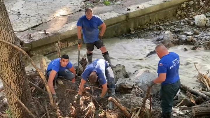 Потоп в Ялте: число пострадавших возросло до 43