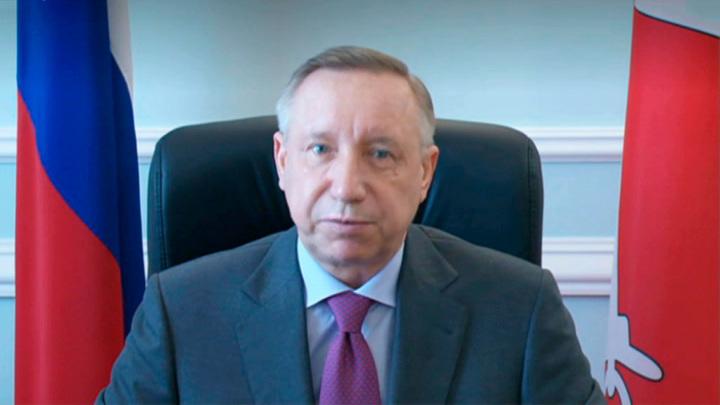 Губернатор Санкт-Петербурга: призываю всех привиться от коронавируса
