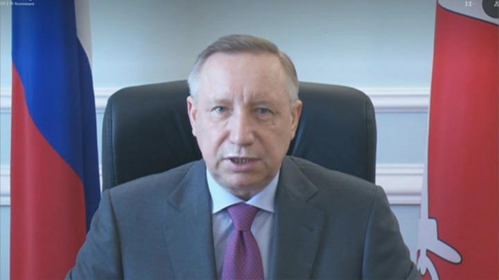 Беглов не исключил усиления в Петербурге ограничений, связанных с коронавирусом