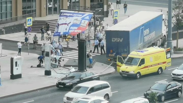 Водителю, умершему за рулем, нельзя было въезжать в центр Москвы
