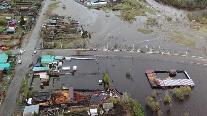 В Приамурье с подтопленных территорий эвакуировали больше 100 человек