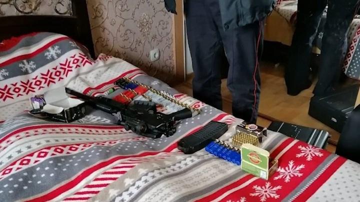 Торговцы устроили драку со стрельбой после игры в футбол на красноярском рынке