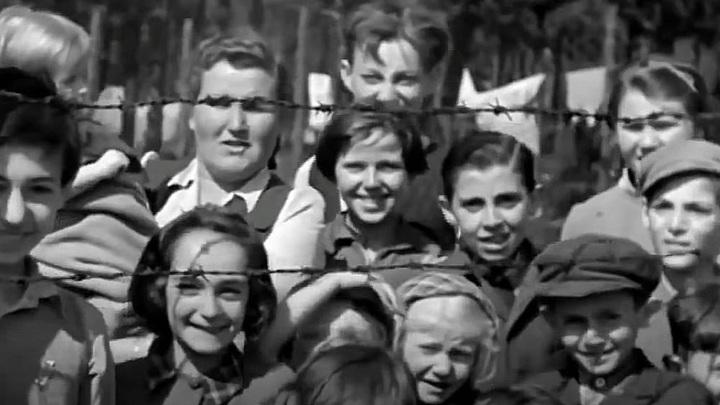 ФСБ рассекретила новые документы об убийстве фашистами 214 детей в Ейске