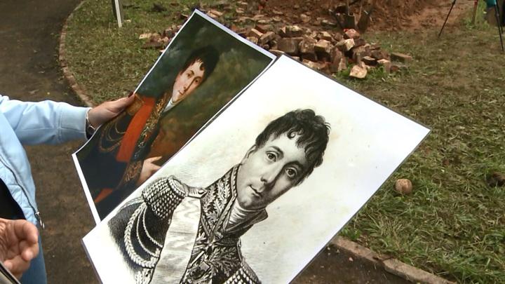 Найденные в Смоленске останки соратника Наполеона отправят во Францию