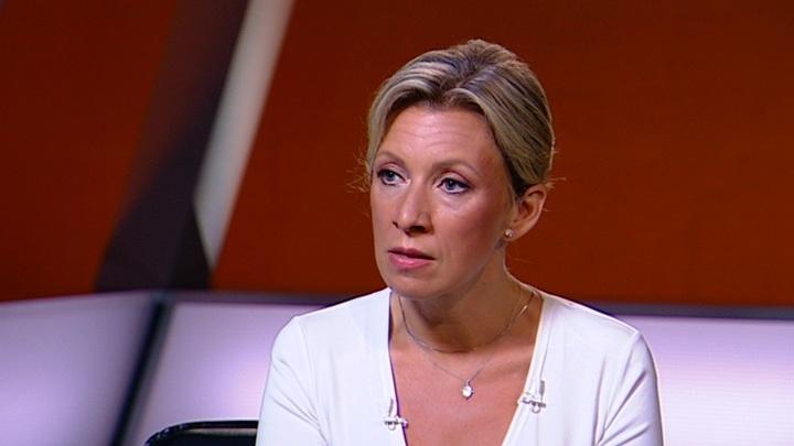 Захарова анонсировала интересный ответ на закрытие немецких каналов RT