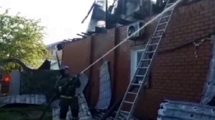 На Урале приемный ребенок погиб в пожаре