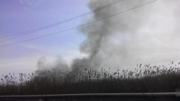 Жителей Дона предупреждают о чрезвычайной пожароопасности