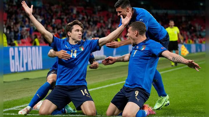 Италия обыграла Испанию в борьбе за финал Евро-2020