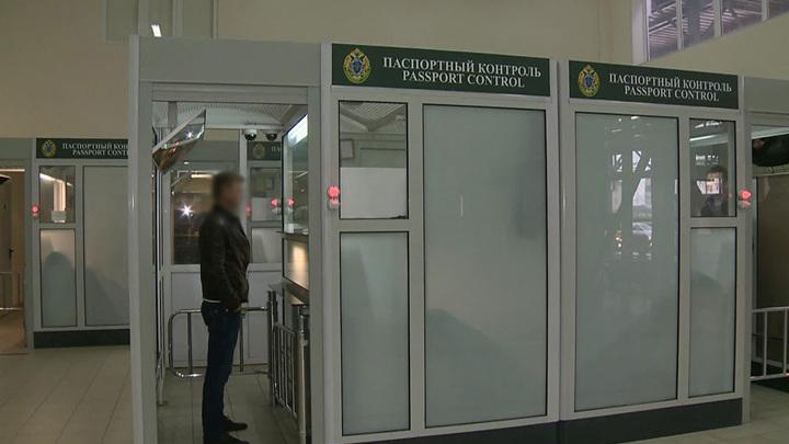 На границе с Абхазией задержан мужчина, находившийся в федеральном розыске