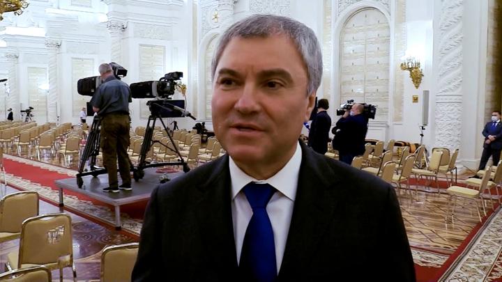 Главы думских фракций подвели итоги работы VII созыва