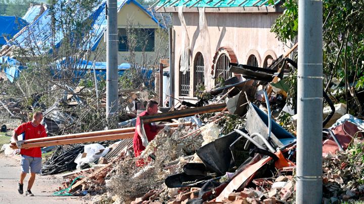 Торнадо в Чехии: среди погибших двухлетняя девочка