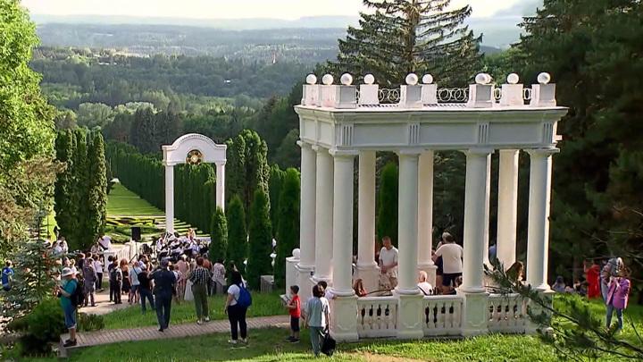 Курорты Кавказа: вода, воздух, механотерапия