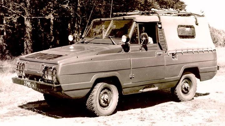 """Наш советский """"Ягуар"""": 45 лет назад УАЗ начал разработку амфибии"""