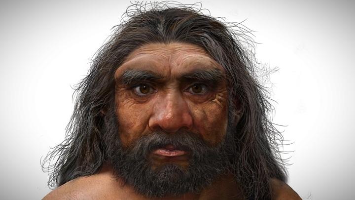 Художественная интерпретация внешнего вида Homo longi.