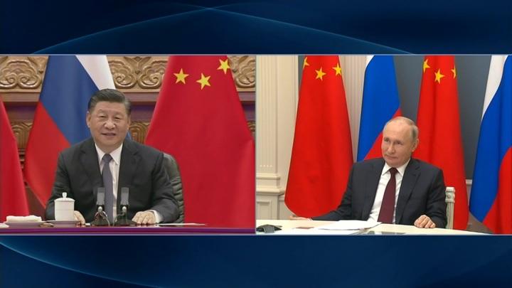 Россия и Китай превратят общую границу в пояс вечного мира