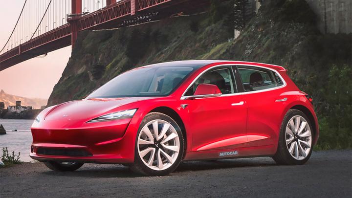 Самый дешевый электрокар Tesla: дата выхода и цена