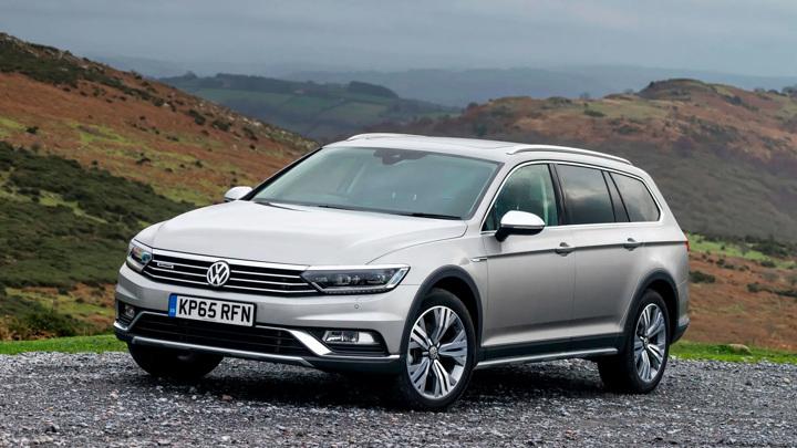 Volkswagen представила в России новый Passat Alltrack