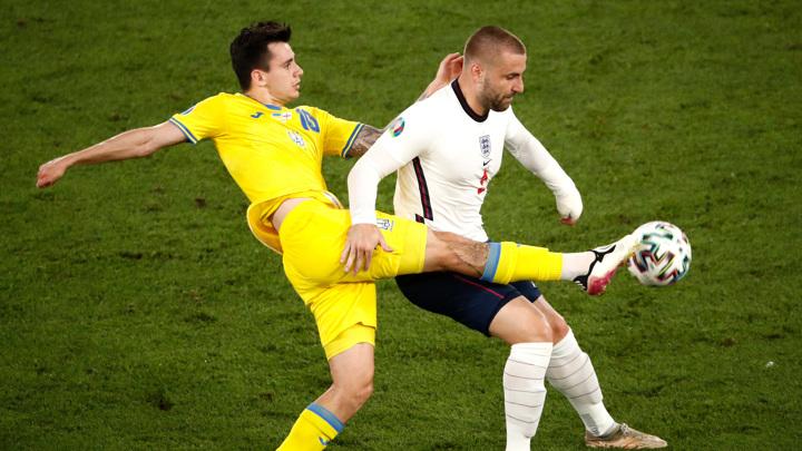 Евро-2020. Украина – Англия – 0:4. Матч 1/4 финала