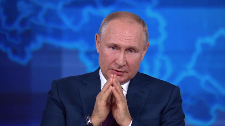 Путин поделился своим рецептом преодоления трудностей