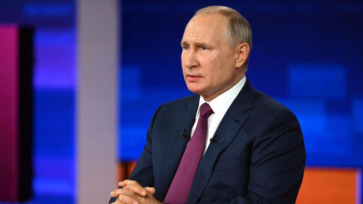 Путин заявил о намерении России продолжать помогать Белоруссии