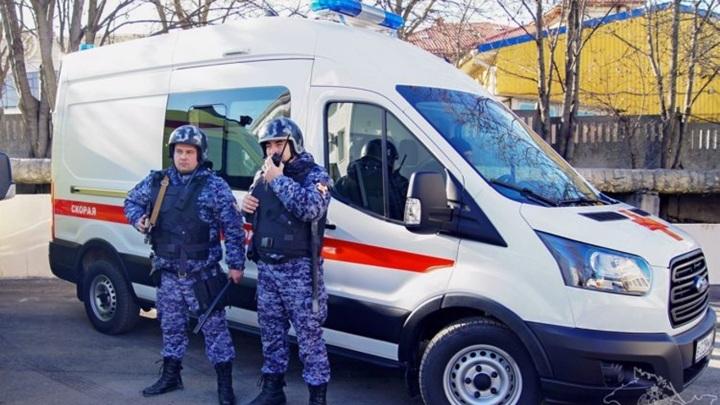 Фото: ГУ Росгвардии по Крыму и Севастополю