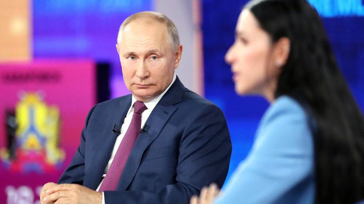 """Путин: блокировать соцсети не планируем, а фишинг — от слова """"рыба"""""""