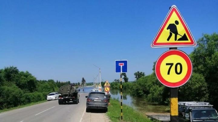 Два миллиарда рублей направляется на ремонт дорог и жилья после стихии