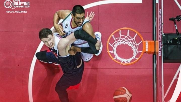 Российские баскетболисты уступили мексиканцам в отборе Олимпиады