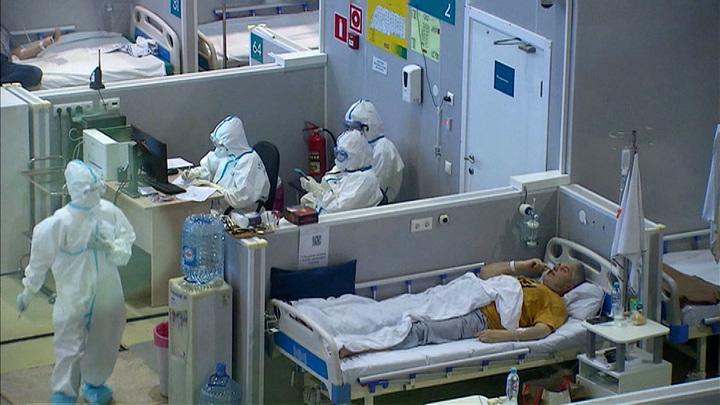 В Иркутской области побит антирекорд смертности по COVID-19