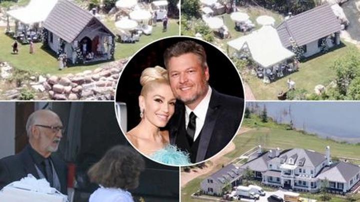 51-летняя Гвен Стефани вновь вышла замуж